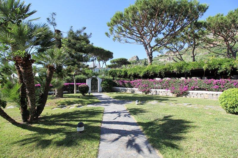The garden west