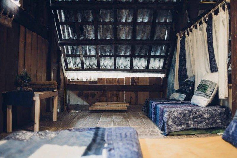 Phơri's House by the Creek - Loft #4, holiday rental in Ta Van