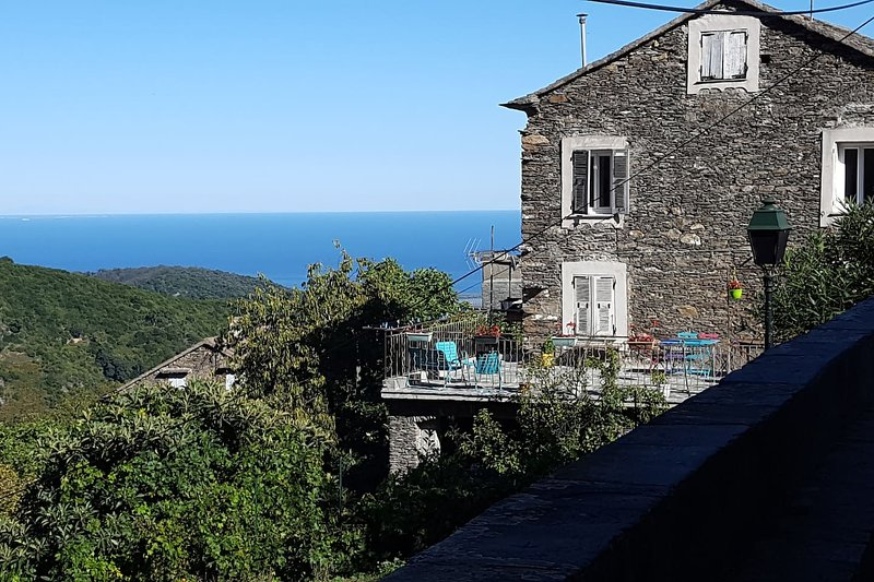 English Club in Corsica B&B 2, holiday rental in La Porta