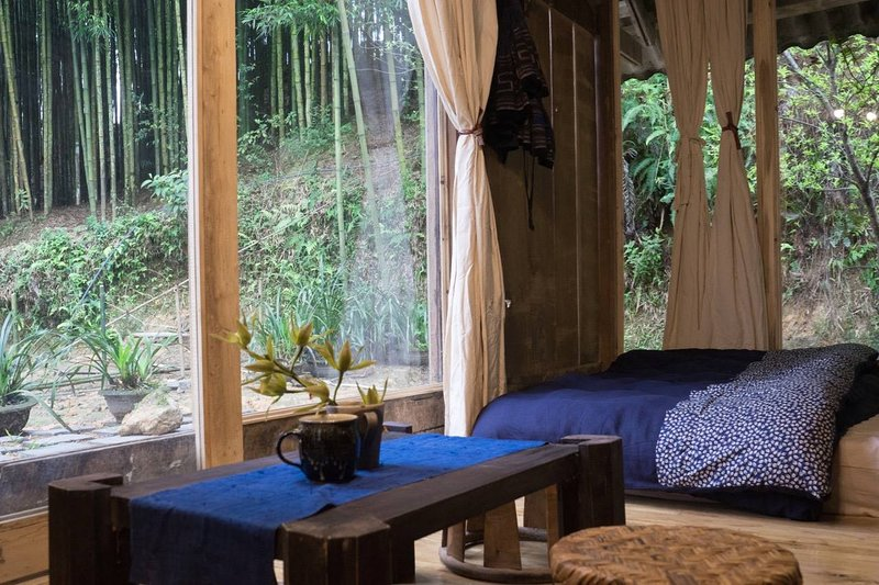 Phơri's House Bamboo Forest - Family Room, holiday rental in Lao Cai Province