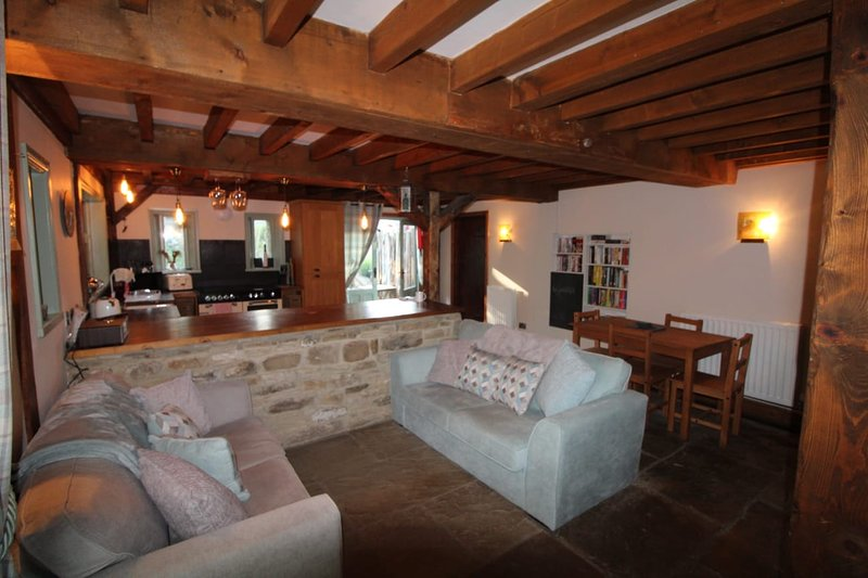 Hagg Hill - The Cottage, Home from home with Hot Tub,  Horse and Dog friendly, holiday rental in Heddon-on-the-Wall
