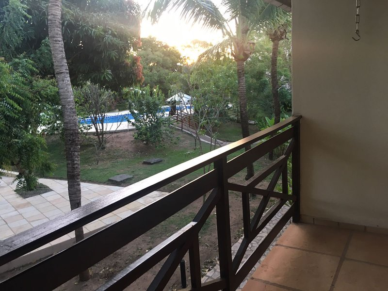 Nice apt with swimming-pool & Wifi, holiday rental in Tibau do Sul