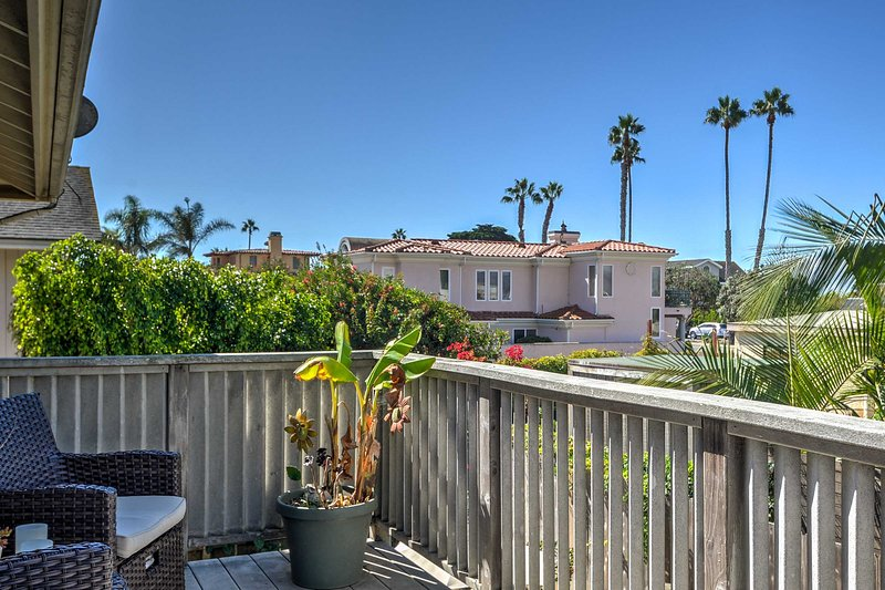 Enjoy a sunny Southern California getaway at this 3BR, 2BA vacation rental.