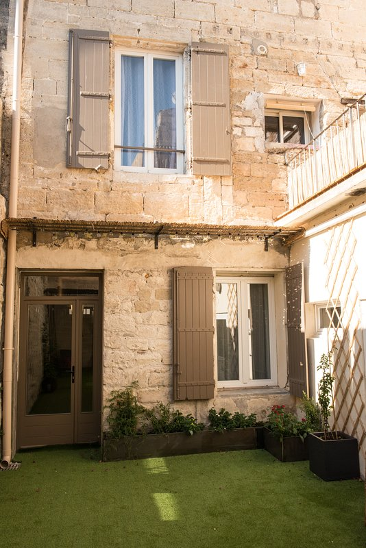 You will stay in an authentic town house, fully restored in 2018.