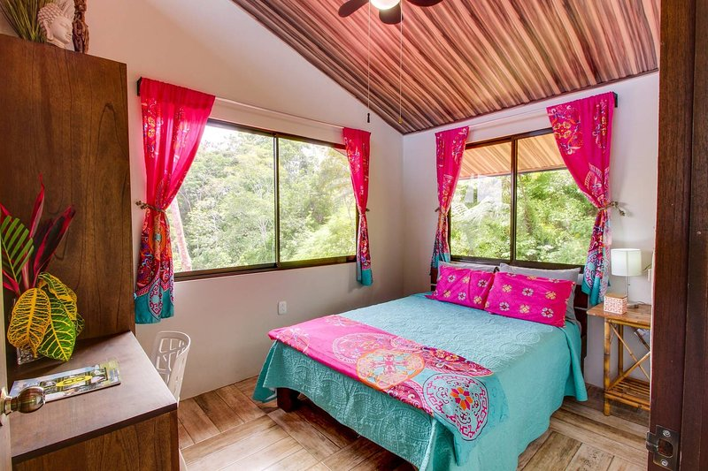 Valley of Dreams Lodge 1, Ferienwohnung in San Gerardo