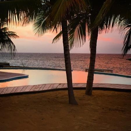 Sunset at Whispering Seas