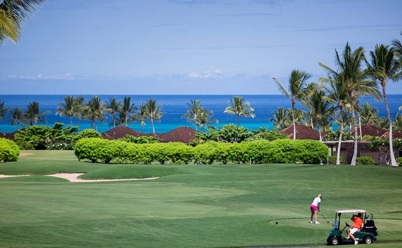 Fairway Villa 120A is perfect for Family or Friends - Enjoy Playing Golf on the Four Seasons Resort Course