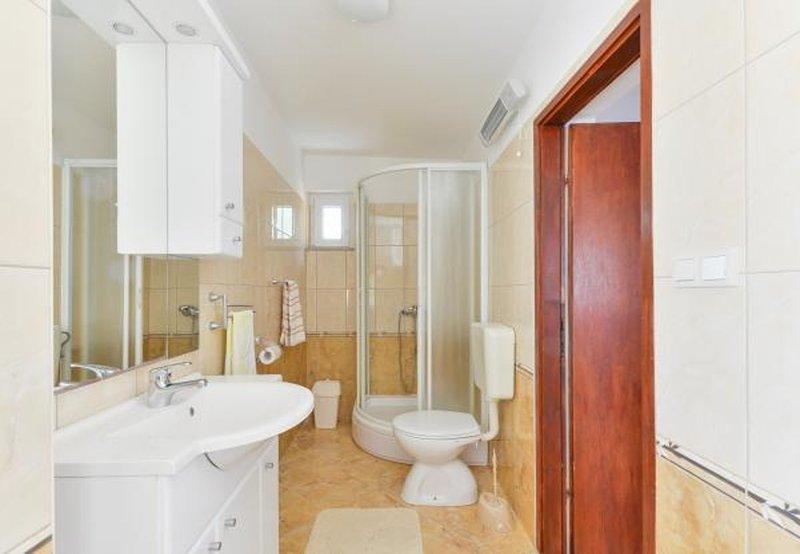 A1 (3 + 1): salle de bain avec toilette