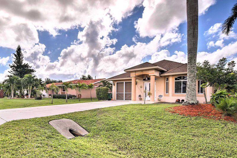 This Naples house offers charm, amenities, and an ideal location!