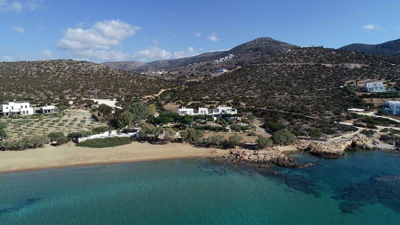 Villa Faragas, casa vacanza a Paros