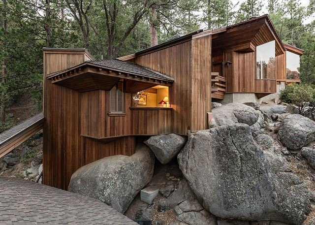 Architect's Dream : Gorgeous Contemporary Cabin with Amazing View, holiday rental in Idyllwild