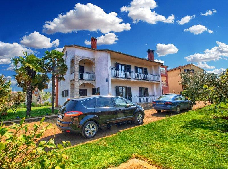 Apartment 12161, vacation rental in Vrsar