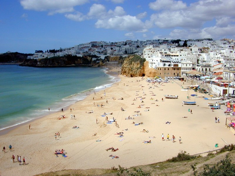 Location appart. du 8 au 15 juin 2019 pour 4/6 personnes à Albufeira (Portugal), holiday rental in Ferreiras