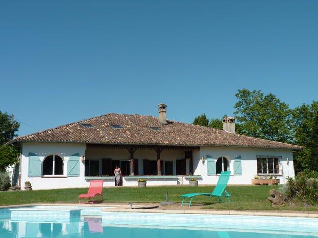 Le Domaine de Souladies, confort et calme absolu propices à la détente – semesterbostad i Tarn-et-Garonne