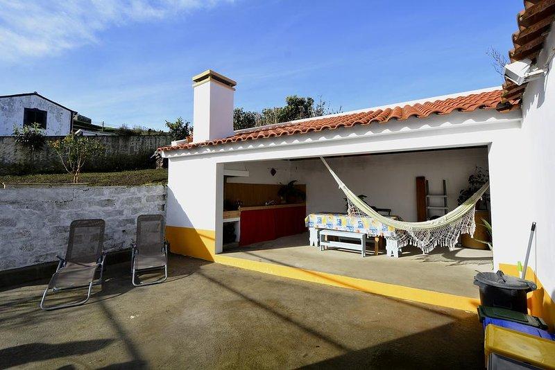 Nice villa with swimming-pool, vacation rental in Agua Retorta