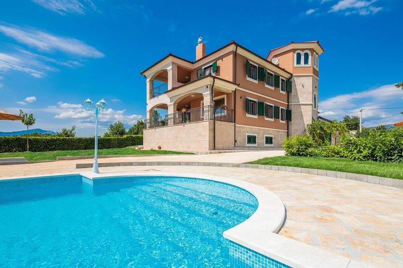 Villa Ruza, vacation rental in Drnis