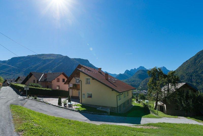 Ela Apartments - 1, location de vacances à Oberaichwald