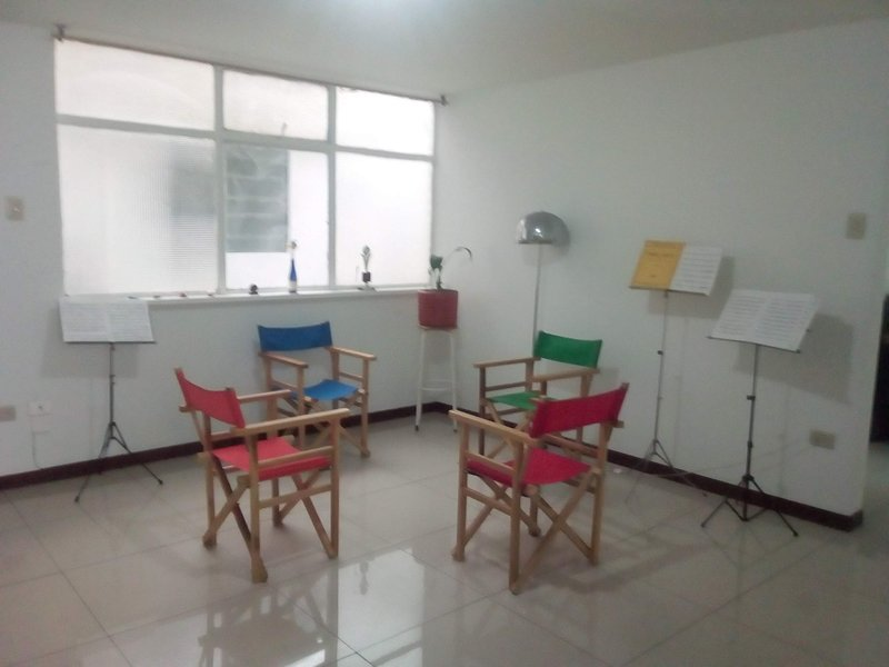 Musicians Room with private bathroom in Chapinero, holiday rental in Bogota