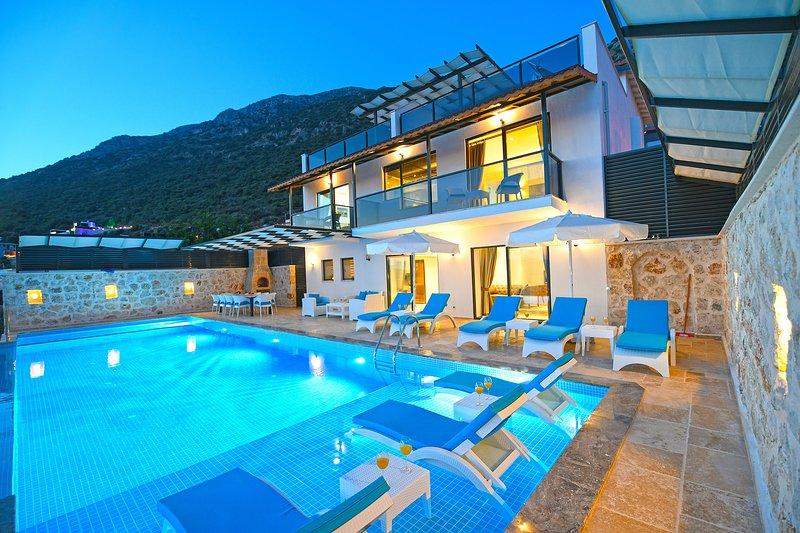 Villa Elmas, holiday rental in Bezirgan