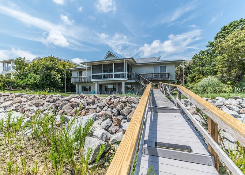 Fripp Island Patterson S Paradise Has Shared Outdoor