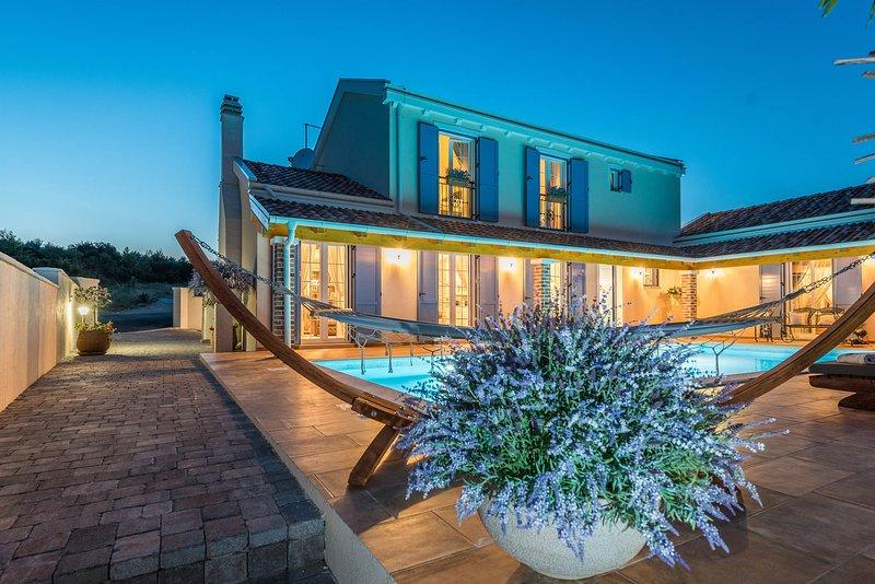Luxury villa Mek, casa vacanza a Novigrad