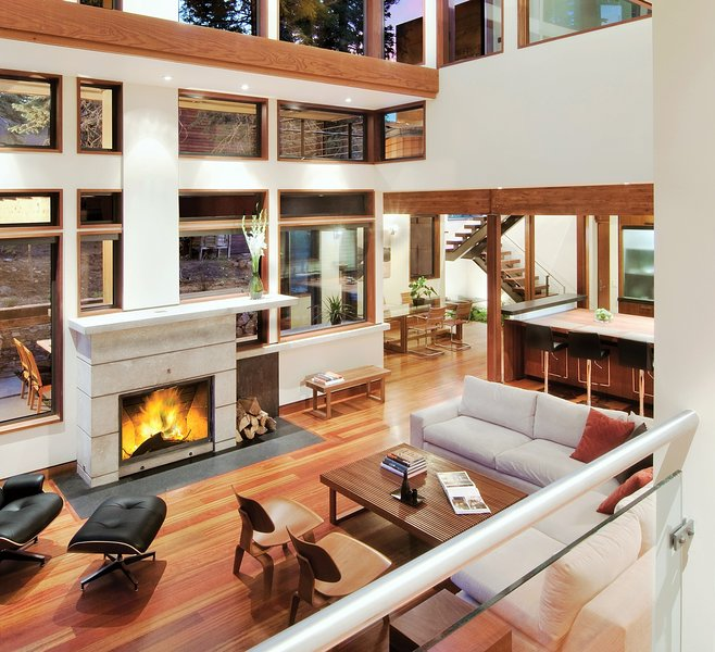 Fernwood Folly at Tahoe Donner, vacation rental in Truckee