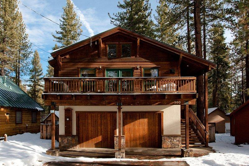 Agatam Retreat, holiday rental in Tahoe Vista