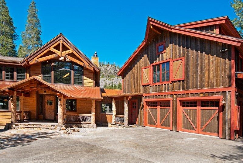 Bullshead Lodge at Squaw Valley, vakantiewoning in Olympic Valley