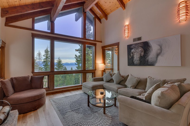Kings Way Lake View, alquiler vacacional en Tahoe Vista