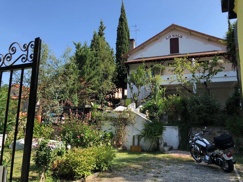 <La Sala>  Camélia – semesterbostad i Arles-sur-Tech