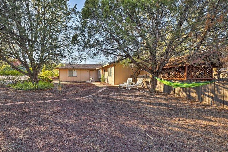 Peaceful Home W Grill Patio 1 Mi To Red Rocks Updated 2020 Tripadvisor Sedona Vacation Rental