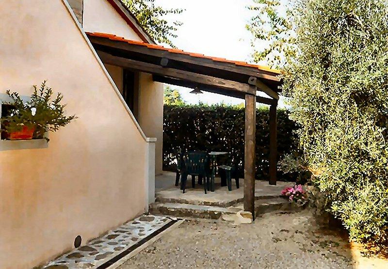 Agriturismo Il Sole Verde App. La Colonica, vacation rental in Levane