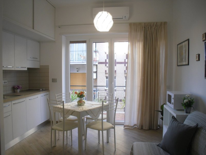 Lovely Little Apartment in Via Aurelia 641 Chalet in Rome