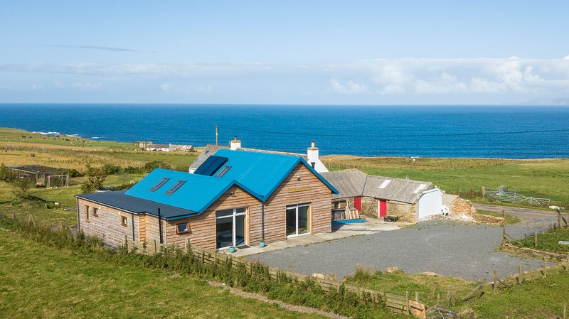 The Highland Haven is a newly renovated barn perfect for groups exploring The North Coast 500.
