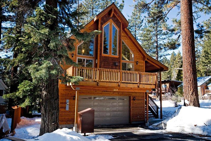 Red Cedar, alquiler de vacaciones en Tahoe City
