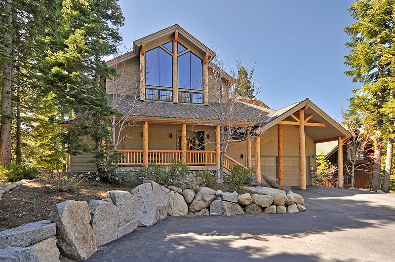 Sierra Crest at Squaw, holiday rental in Squaw Valley