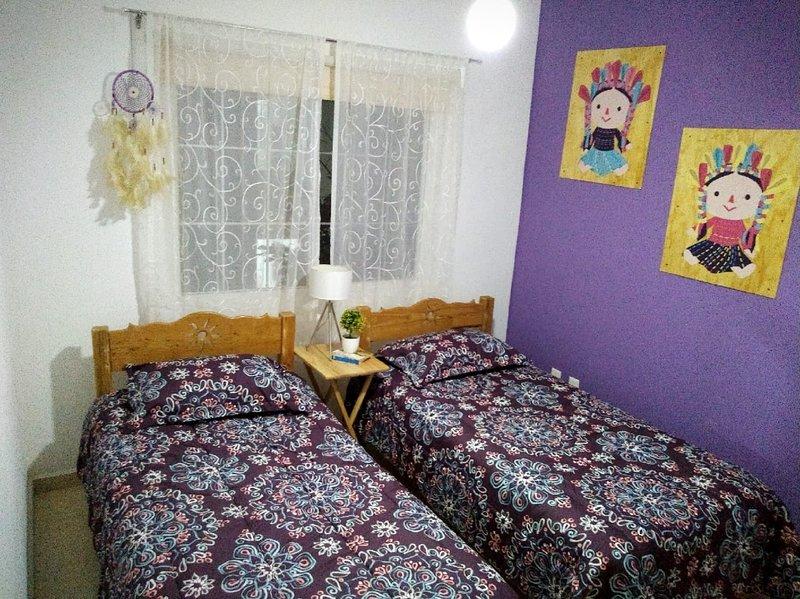Apartment at Playa del Carmen with views and security, holiday rental in Solidaridad