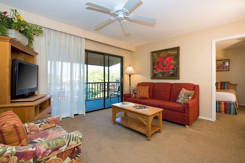 Trova pace e relax con i tuoi amici intimi e la famiglia in questo splendido soggiorno con decorazioni naturali.