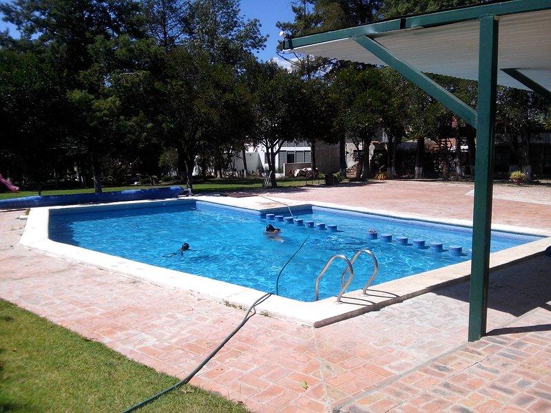 Casa Manantial, location de vacances à Tequisquiapan