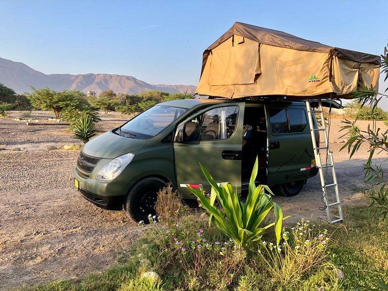 Ironman Roof-tent
