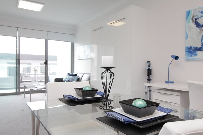 Lovely and Modern Studio Apartment Perth City Centre, vacation rental in North Perth