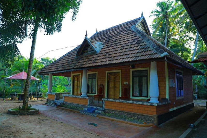The munroe vibes inn, aluguéis de temporada em Kollam District