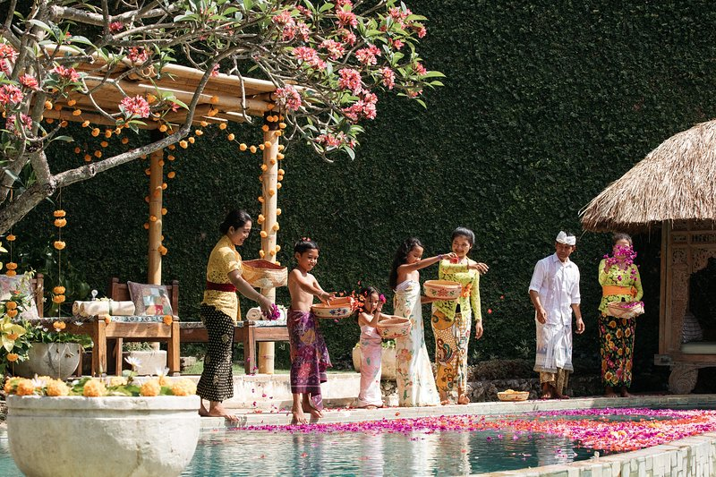 Villa Bella -stunning bohemian luxury in the rice fields of Bali, holiday rental in Kuta District