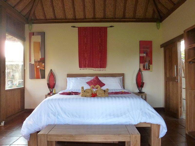 Bali Sawah Indah, holiday rental in Bangli