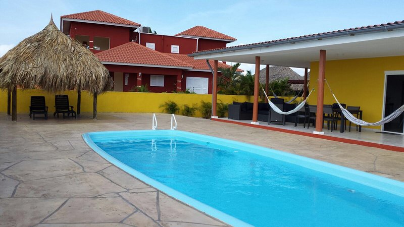 Villa Finisterre, holiday rental in Sabana Westpunt