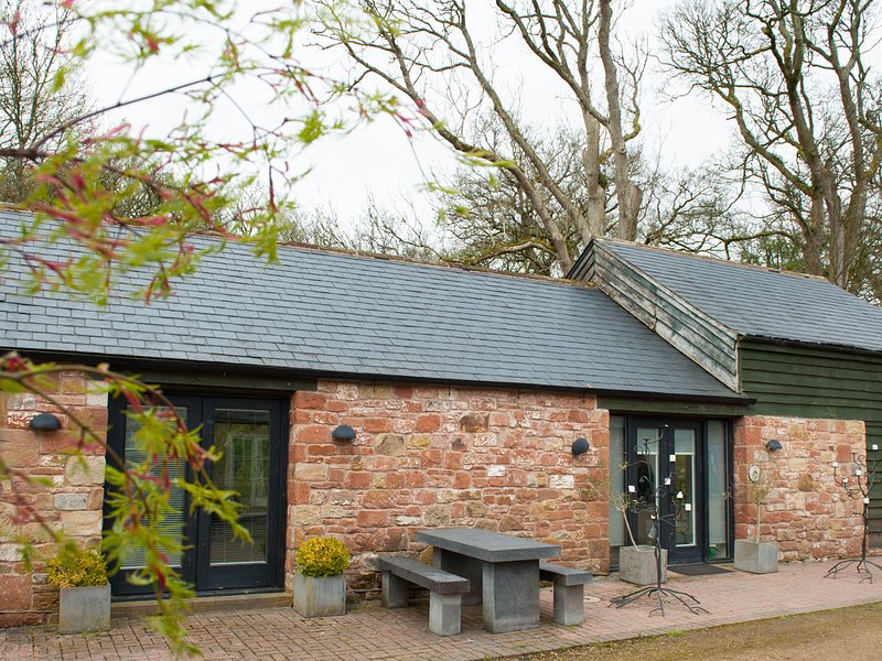 The Heronry, Longtown, holiday rental in Bailey Mill
