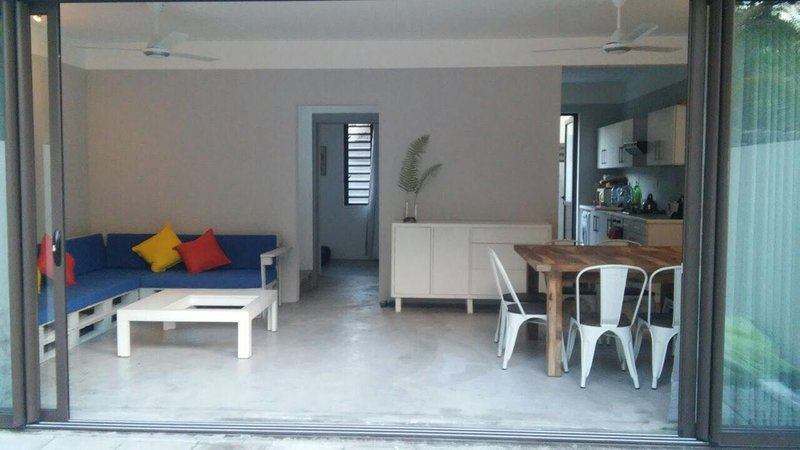 Spacious villa with swimming-pool, vacation rental in Pointe de Flacq