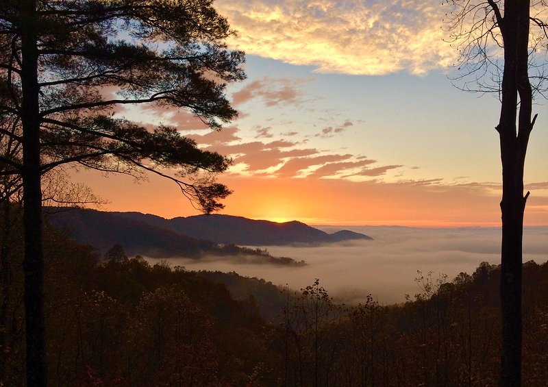 1 Sublime View, holiday rental in Deep Gap
