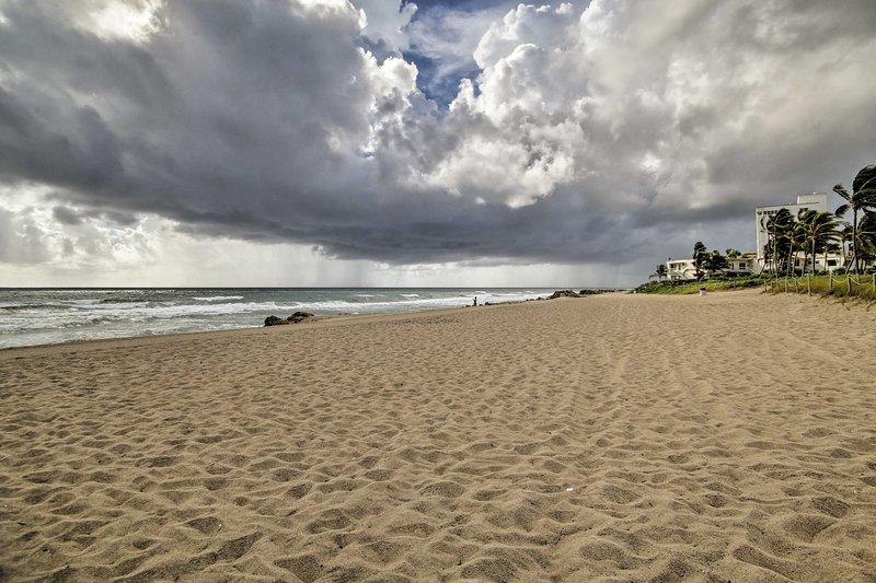 La tua ultima vacanza in Florida del Sud ti aspetta in questo appartamento per le vacanze!