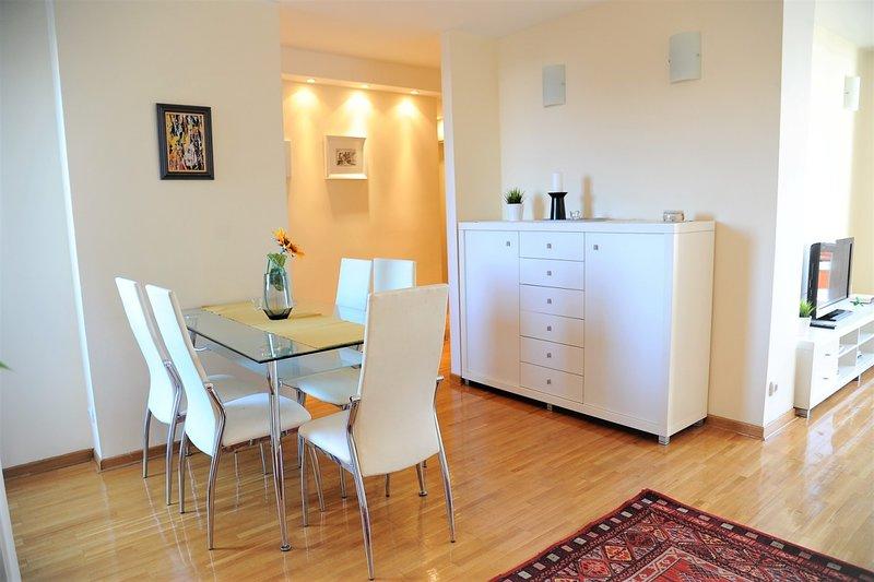 Comfortable & Spacious Apartment
